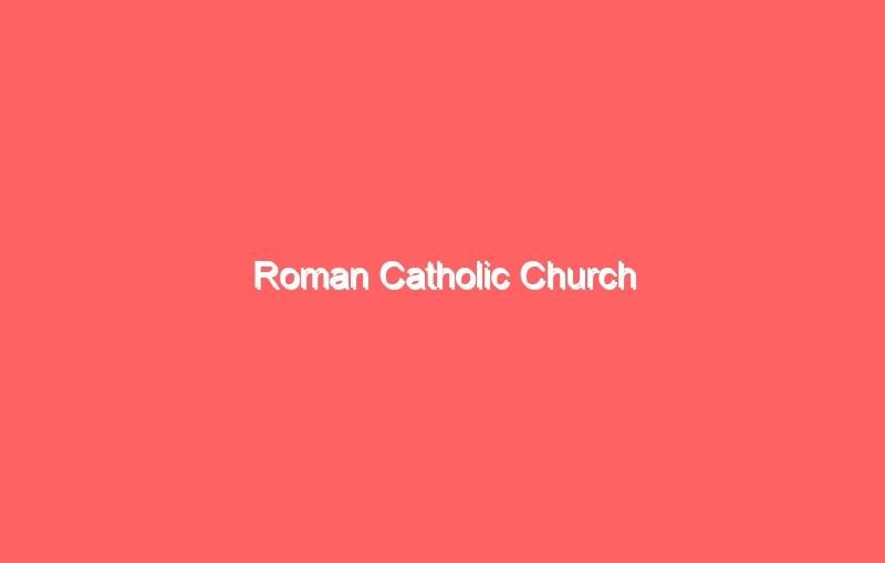 roman catholic church 4253