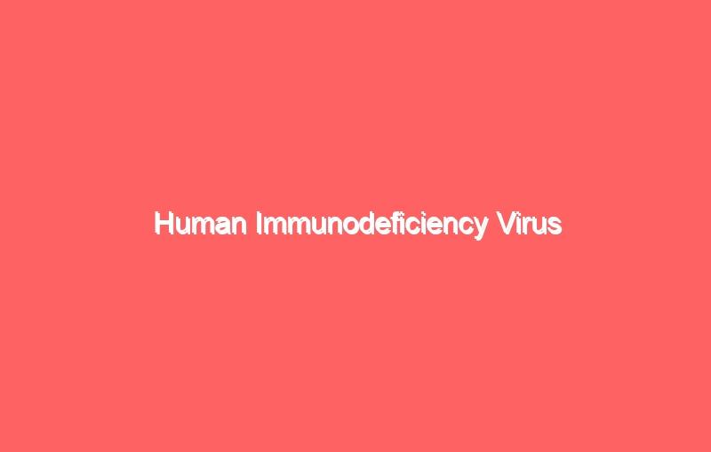 human immunodeficiency virus 4341